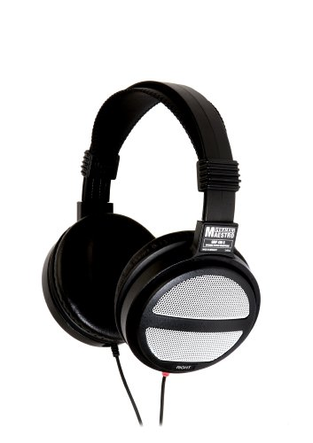 GermanMaestro GMP 435 S Open Back Headphones