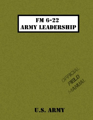 army leadership essay fm 6 22