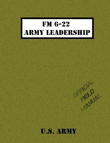army leadership essay fm 6 22