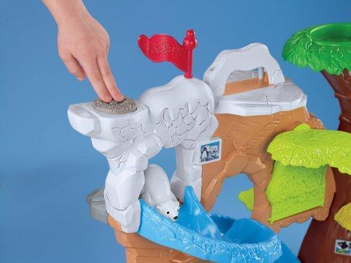 Imagen 11 de Fisher-Price - zoológico función de identificación de animales, incluyendo DVD (Mattel)