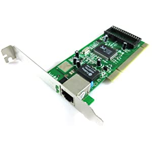 Gigabit Ethernet Network Card on Gigabit Ethernet Network Lan Rj45 Rj 45 To Pci Adapter Converter Card