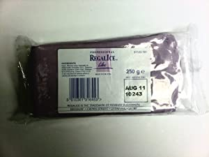 Regalice ready roll icing Lilac 250g