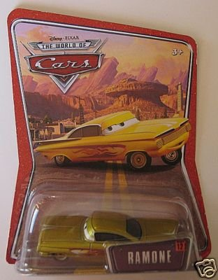 Ramone Yellow / Gold - Disney Pixar Cars - 1
