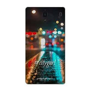 Designer Phone Covers - Xiaomi Redmi 1S-CityGurl