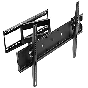 """Mount Factory Articulating Tilting Television Wall Mount For 40"""" - 65"""" TVs"""