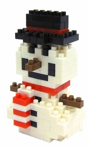 Nanoblock Mini Snow Man