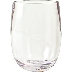 Strahl Design+ Contemporary Osteria Bordeaux Glass, 13 Ounce by Strahl