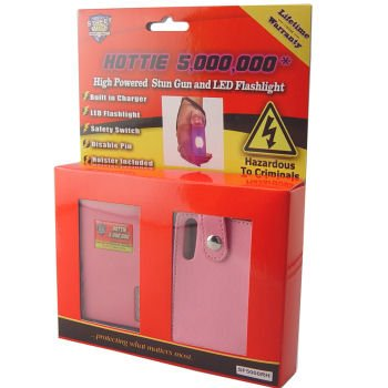 SF Hottie 5000000* Stun Gun Rechargeable