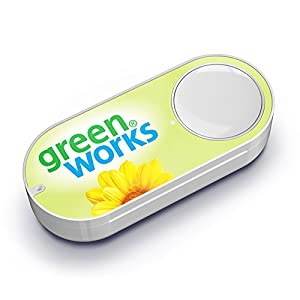 Green Works Dash Button by Amazon
