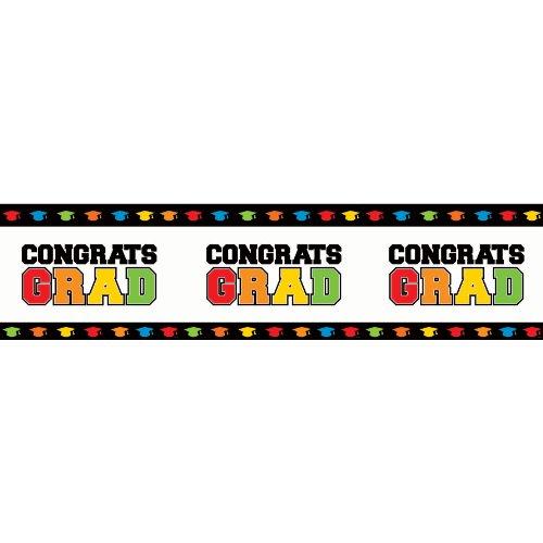 Grad Banner Roll - Multicolor