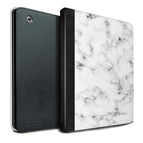 stuff4-pu-leather-book-cover-case-for-apple-ipad-2-3-4-tablets-white-design-marble-rock-granite-effe