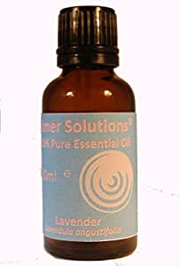 Lavender 100% Essential Aromatherapy Oil 10ml