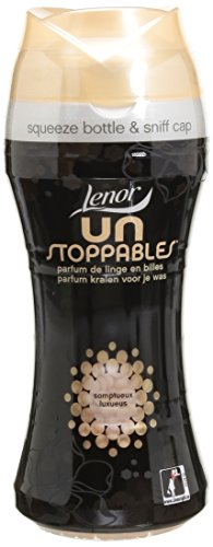 Lenor Unstoppables Somptueux Parfum de Linge en Billes 15 Lavages 275 g