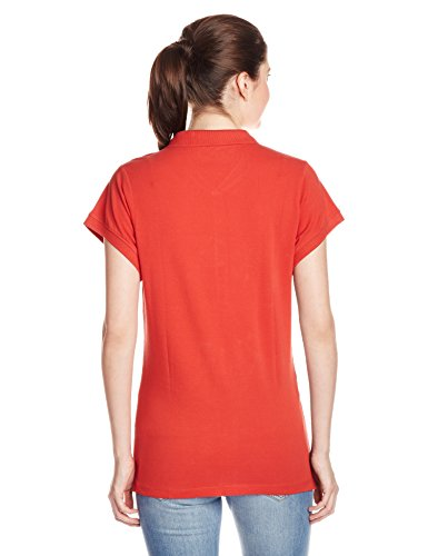 Park-Avenue-Womens-Solid-T-Shirt
