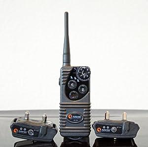 Aetertek AT-216S-350S Waterproof Remote Dog Training Shock Collar, 2 Dog