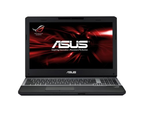 ASUS G55VW-ES71 15.6-Inch Gaming Notebook (Black)