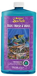 Star Brite Sea-Safe Biodegradable Wash/Wax (32-Ounce)