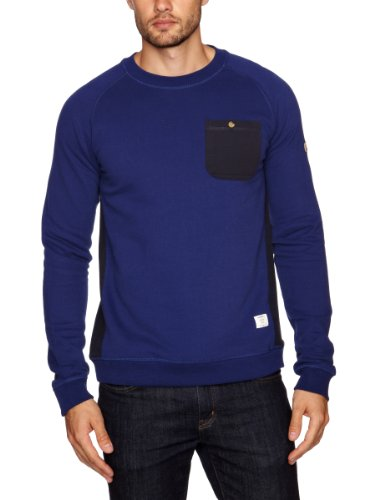 Weekend Offender East Side Men's Jumper C/Blue XX-Large