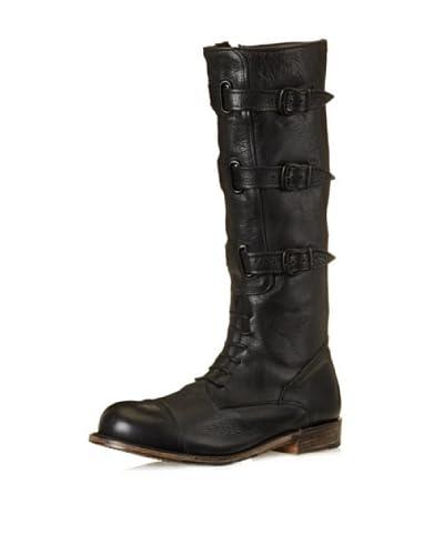 Vintage Women's Bastrop Long Boot  - Black