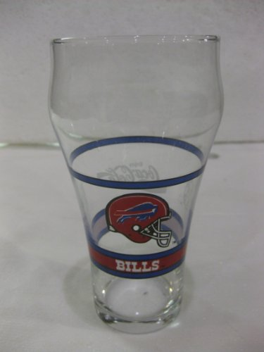 6 Inch Coca-Cola Buffalo Bills Drinking Glass at Amazon.com