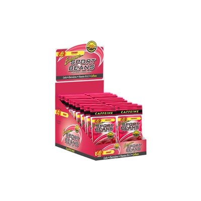 Jelly Belly Extreme Sport Beans With Caffeine - 24-Packs