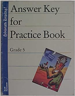 Answer Key For Practice Book Grade 5 Scott Foresman ...