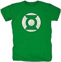 Comprar Bravado - Camiseta de Green Lantern con cuello redondo para hombre