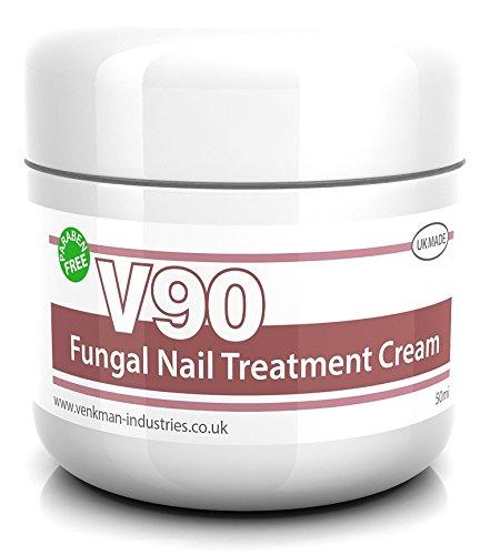 V90 Crema Trattamento Anti-Funghi Senza Parabeni - 50 grammi