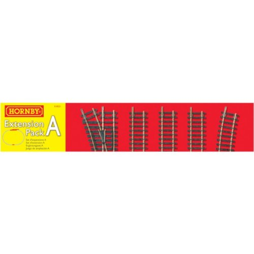 Hornby R8221 00 Gauge Extension Pack A TrakMat Packs and Accessory