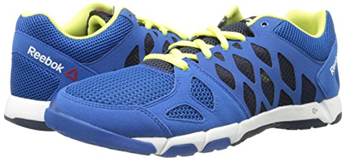 reebok s one trainer 2 0 shoe impact blue