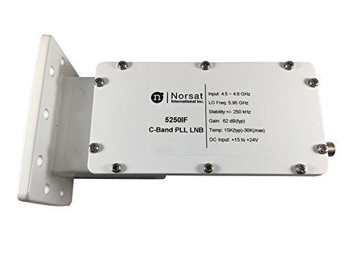 Norsat LNB 5250i C-Band PLL