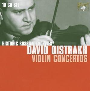 Historic Russian Archives - David Oistrakh