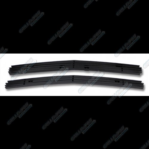 1998-2005 Chevy Blazer/S-10 Criss Cross Black Billet Grille Grill Insert for honda cb400 2005 2016 cb600f hornet 1998 2000 cb750 2007 motorcycle windshield windscreen pare brise black