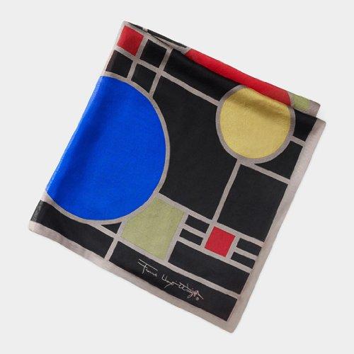 MoMA FLW クーンレイ ミニスカーフ
