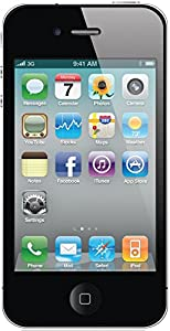 Apple iPhone 4 (MD439LL/A) - 8GB Smartphone - Black - Verizon (Certified Refurbished)