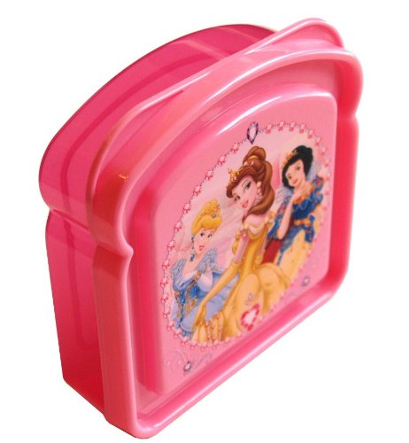 Disney Princess Sandwich Keeper | Pink