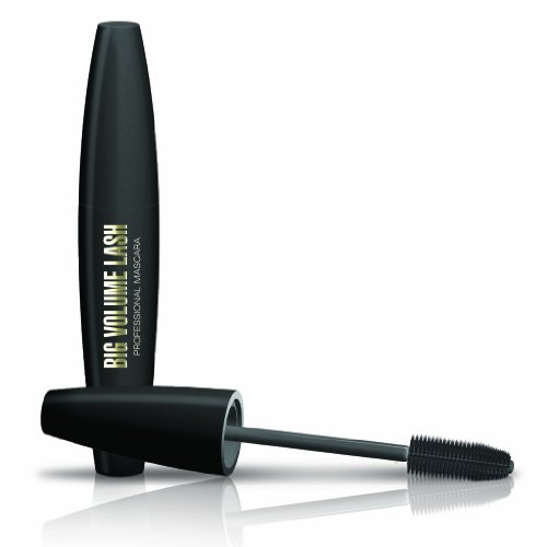 "Eveline Cosmetics * Big Volume Lash Mascara * Big Lashes "" Professional Deep Black"""
