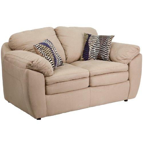 Flash Furniture 3250 Glacier Loveseat, Camel