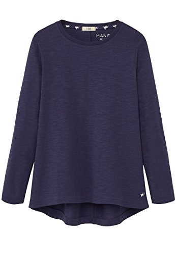 mango-kids-t-shirt-manches-a-revers-taille7-8-years-couleurbleu-encre