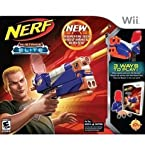 Nerf: N-Strike Elite (with NERF Gun) (Wii)