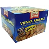 Libby's Vienna Sausage in Chicken Broth 18 Cans 4.6 oz. each
