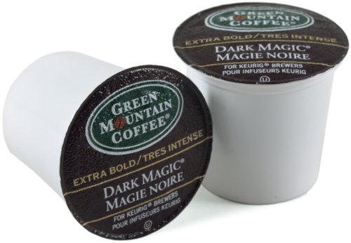 Green Mountain Dark Magic Extra Bold Coffee For