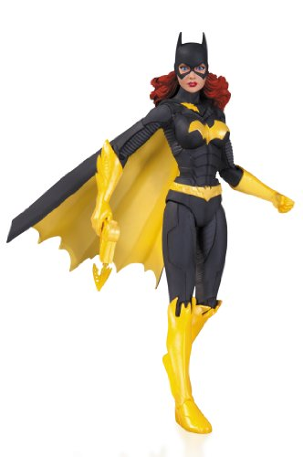 Dc Comics Figurina Action New 52 Batgirl