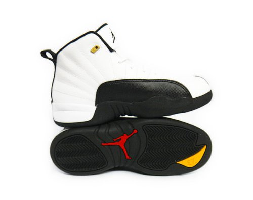 Nike Jordan 12 Retro (PS) Taxi black/white 151186 125 size 3y
