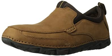 Rockport Men's RocSports Lite 2 Slip-On Loafer,Deertan,6.5 W US