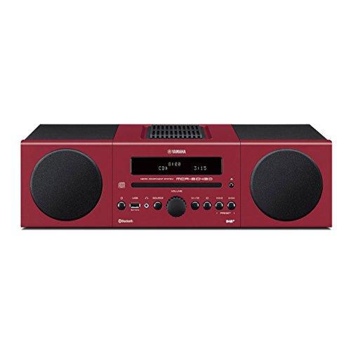 Yamaha-Micro-B043-DAB-Sistema-Micro-Hi-Fi-Rosso