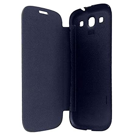 TfPro Bell Premium Leather Finish Flip Case Cover For Lava Iris 402   Black available at Amazon for Rs.175