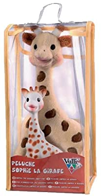 Sophie Giraffe Gift Set 2 teethers in pack
