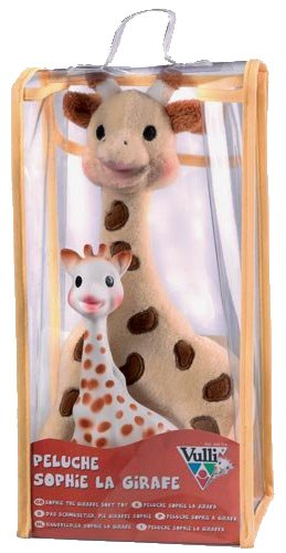 Sophie the Giraffe Soft and Rubber