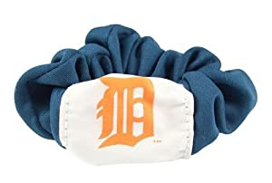 Detroit Tigers Hair Twist Ponytail Holder